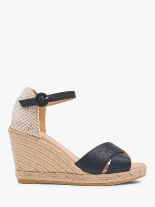 LK Bennett Angele Wedge Heel Sandals