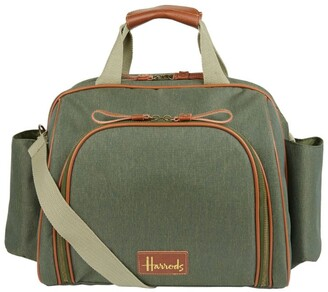 Harrods Filled Picnic Bag For Four
