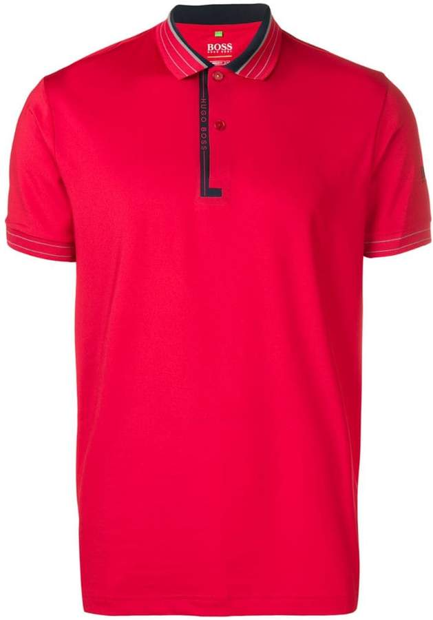 878b342de50 HUGO BOSS Red Clothing For Men - ShopStyle UK