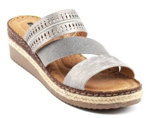 GC Shoes Lupe Wedge Sandal Women's Shoes