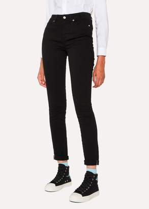 Paul Smith Women's Black Skinny-Fit Jeans