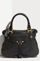 Chloe 'Marcie Animation - Medium' Leather Shoulder Bag