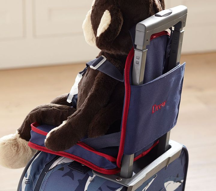 Pottery Barn Kids Toy Travel Seat