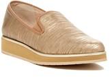 Donald J Pliner Betina Metallic Platform Loafer
