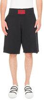 Givenchy Logo Boxing-Band Sweat Shorts