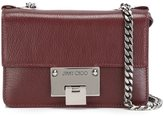 Jimmy Choo Mini Rebel cross-body bag - women - Goat Skin/Lamb Skin/Brass - One Size