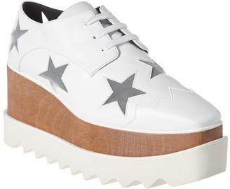 Stella McCartney Elyse Star Platform Oxford