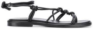 Hereu Sling-Back Strappy Sandals