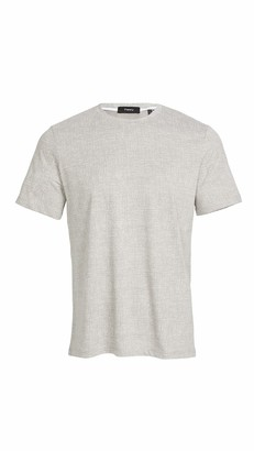 Theory Men's Basic Tee.Thordon Jersey