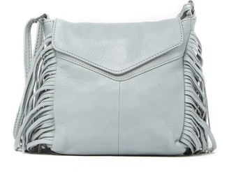 Day & Mood Sarah Fringe Leather Crossbody Bag