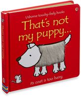 Bed Bath & Beyond Usborne That's Not My Puppy Touchy-Feely Board Book