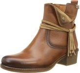 PIKOLINOS Women Ankle Boots brown, W9H-8800 BRANDY