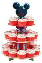 Wilton Disney Mickey Mouse Clubhouse Cupcake Treat Stand