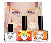 Ciaté Corrupted Neon Manicure Megaphone Big Yellow Taxi Glitter Nail Polish Varnish Set