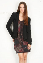Becky Jacket in Black - by Rebecca Minkoff