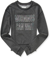 Aeropostale Mornings Crew Sweatshirt