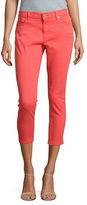MICHAEL Michael Kors Plus Izzy Cropped Skinny Jeans