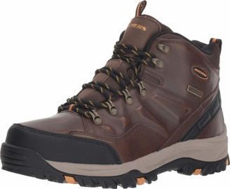 Skechers Men's RELMENT- TRAVEN Classic Boots