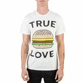 NOVELTY PROMOTIONAL True Love Burger Graphic T-Shirt