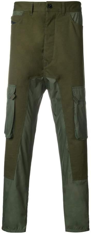 Diesel Black Gold cargo pants