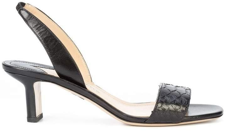 Paul Andrew slingback sandals