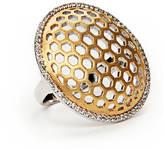 Gia Belloni Honeycomb Ring
