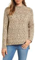 Barbour Jane Funnel Neck Wool Sweater