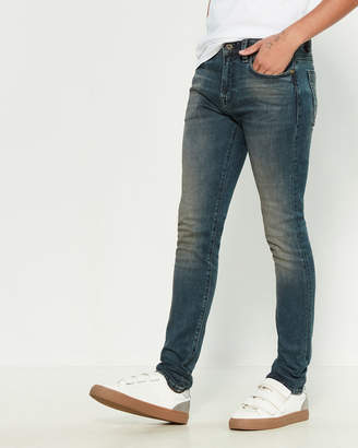 Cult of Individuality Quarry Punk Super Skinny Jeans