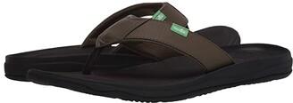 Sanuk Tripper H2O Yeah (Black) Men's Shoes
