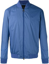 Z Zegna zipped jacket - men - Cotton/Polyamide/Polyester - XL