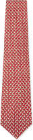 Salvatore Ferragamo Dog Silk Tie