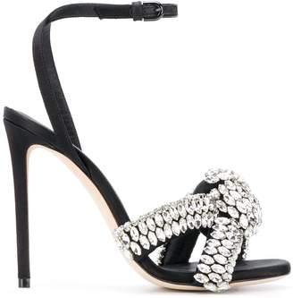 Marco De Vincenzo heeled sandals