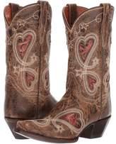 Dan Post Big Hearted Cowboy Boots