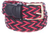 Clare Vivier Woven Leather Belt