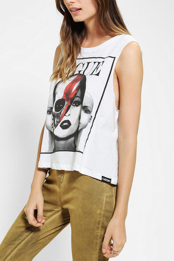 Urban Outfitters Deter Vague Muscle Tee