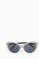 Victoria Beckham Acetate Kitten Sunglasses