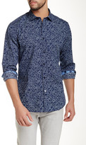 Ganesh Printed Long Sleeve Slim Fit Shirt