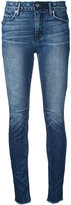 RtA stonewashed jeans - women - Cotton/Polyurethane - 25
