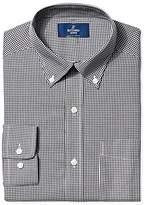 Buttoned Down Amazon Brand Men's Classic Fit Gingham Dress Shirt Supima Cotton Non-Iron