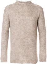 Rick Owens oversized turtle neck sweater