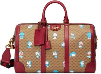 Gucci Doraemon x medium duffle bag