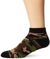 K. Bell Socks Men's Sports Camo Low Cut Sock