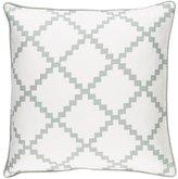 Surya Parsons PR-004 Down Filled Pillow - 22 x 22