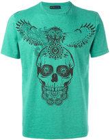 Etro skull print T-shirt - men - Cotton - XL