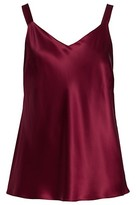 Thumbnail for your product : Lafayette 148 New York, Plus Size Eva Silk Bias Tank