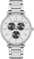 Kenneth Cole Men's Stainless Steel Bracelet Watch 46mm KC14946007