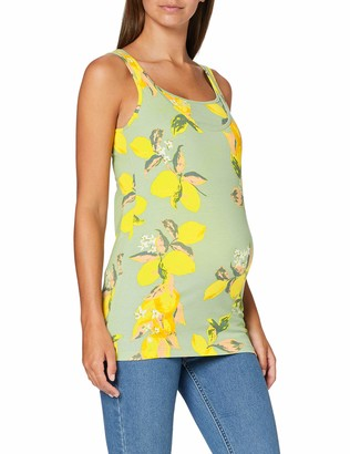Mama Licious Mamalicious Women's MLLEMON S/L Nell Tank TOP 2F. A. T-Shirt