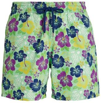 Vilebrequin Tropical Turtles Swim Shorts