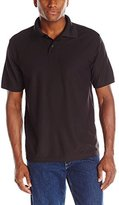 Wrangler Authentics Men's Short Sleeve Performance Polo