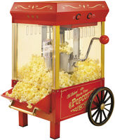 Nostalgia Electrics Nostalgia KPM508 Vintage Collection 2.5-Ounce Kettle Popcorn Popper